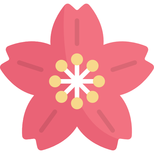 An icon of a flower to symbolize the need for life insurance